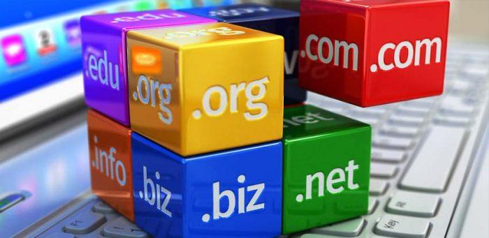 Популярный домен для вашего сайта