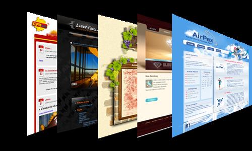 Создание сайтов для малого бизнеса и предпринимателей