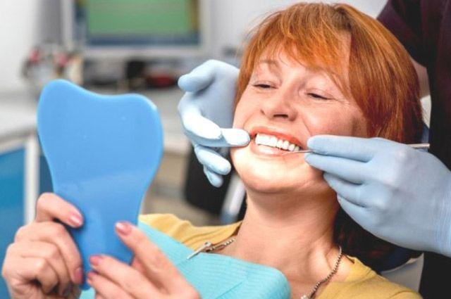 Протезирование зубов в Иванове