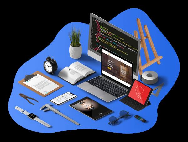 Разработка сайта с помощью PHP