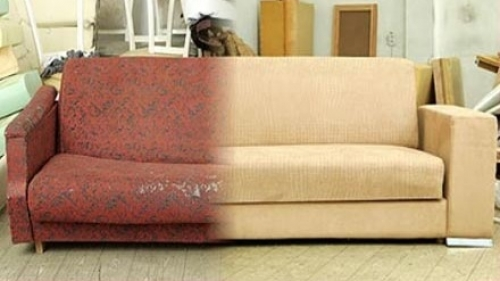 Верните вашему дивану прежний вид