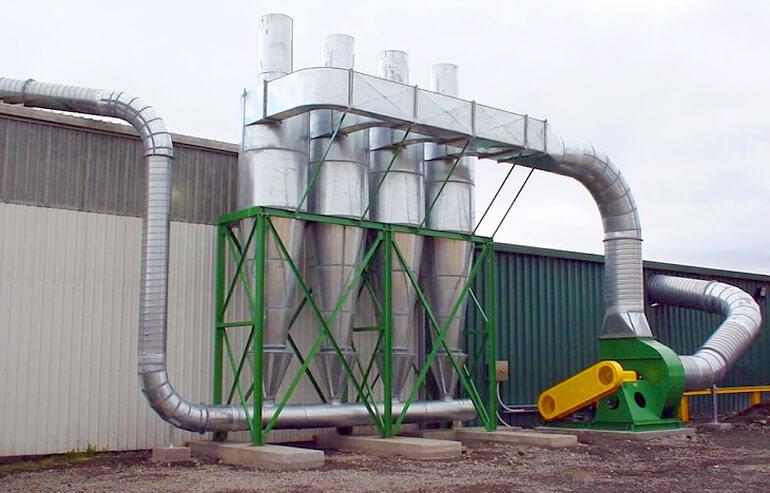 Проверенные и качественные газоочистные установки