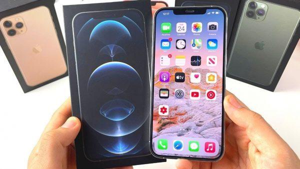 Новенький смартфон iPhone 12 по выгодной цене